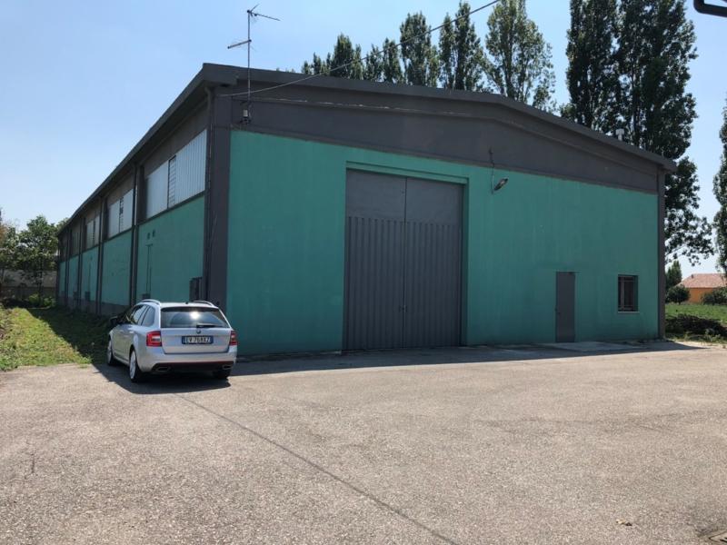 Magazzino in vendita Poggio Rusco MN Lombardia Hypo Vorarlberg Immo Italia